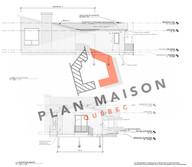 plan maison plain pied chambly