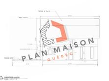 plan de maison style chalet