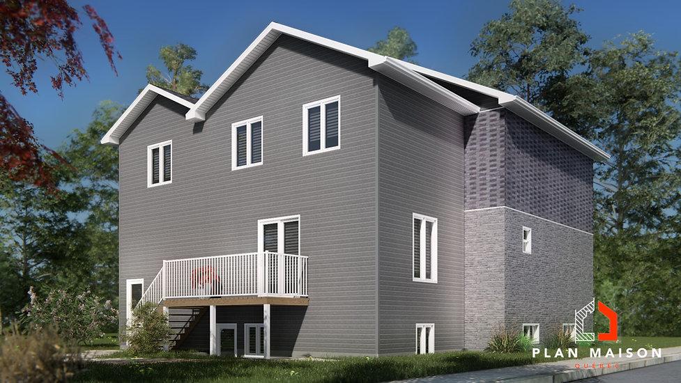 maison avec garage levis