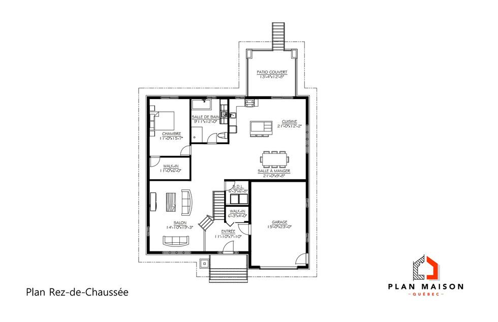 maison avec garage sept-iles