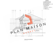 plan maison alma
