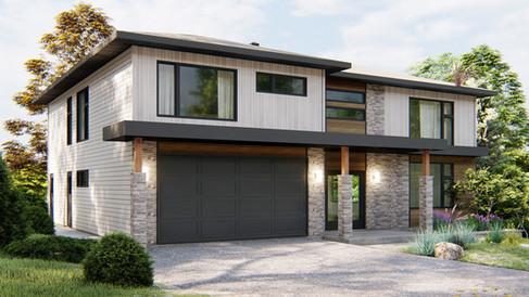 plans de construction de maison