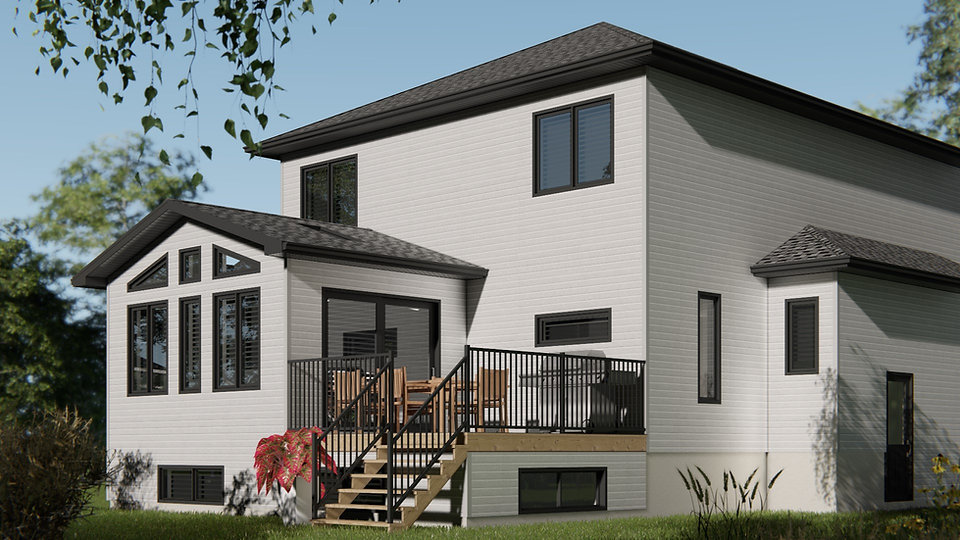 plan agrandissement maison saguenay