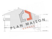 plan maison sherbrooke