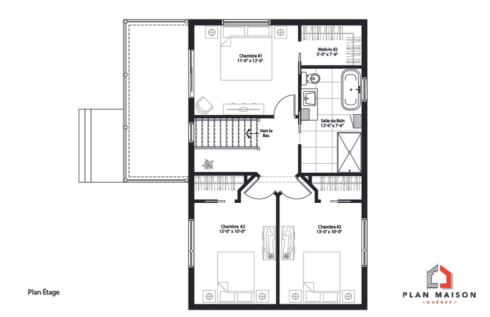modele de maison sherbrooke