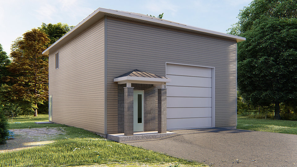 plan garage chaudiere-appalaches