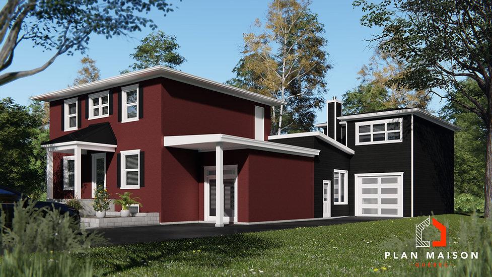 maison avec garage montreal