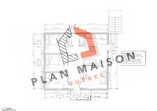 plan architecture quebec