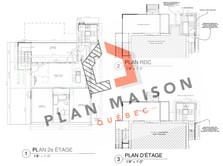 plan architecture abitibi