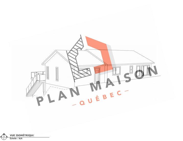 plan architecture boisbriand