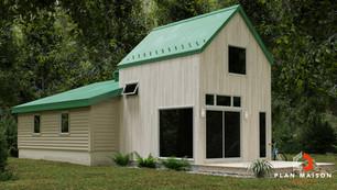 maison plan boisbriand