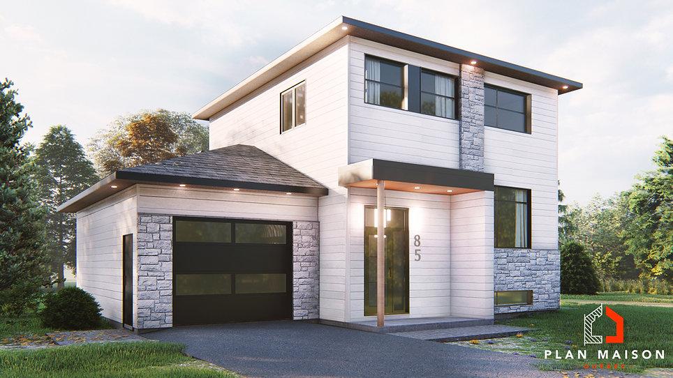 maison avec garage repentigny