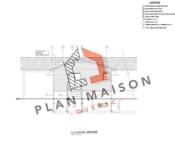 plan agrandissement maison beloeil