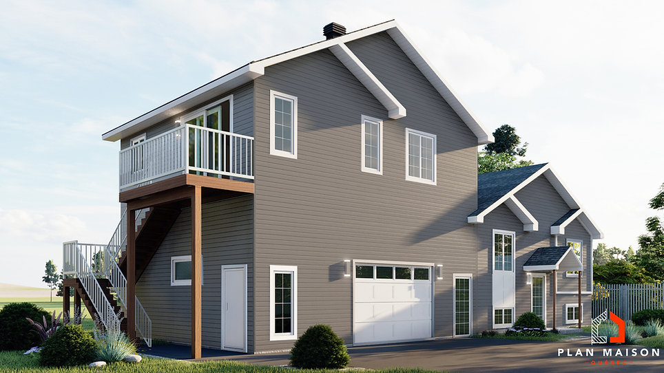 maison avec garage saguenay