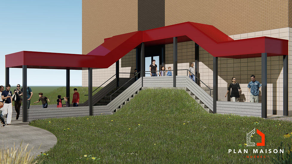 plan architecture varennes