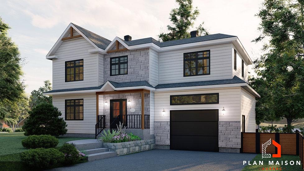 conception maison 3d