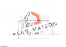 plan agrandissement maison terrebonne