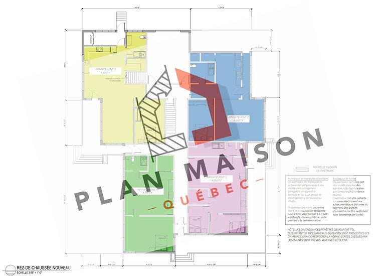 plan de renovation maison levis