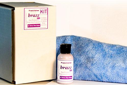 brazz Raw Brass Maintenance System