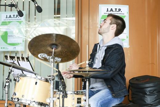 Animation Jazz At The Polytechnic