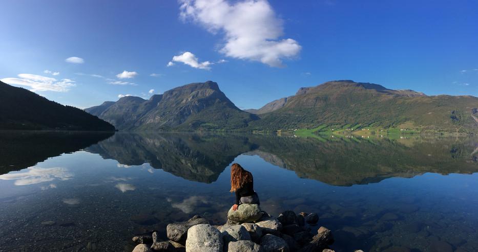 Lac norvégien