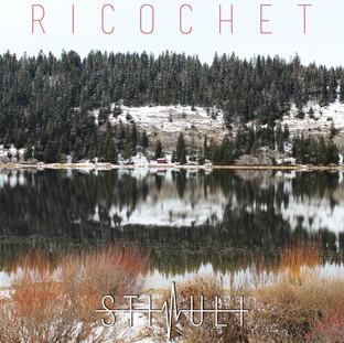 """Drums, vocals, keys et production sur tous les titres de l'EP """"Ricochet"""" - Stimuli Prod' 2021"""
