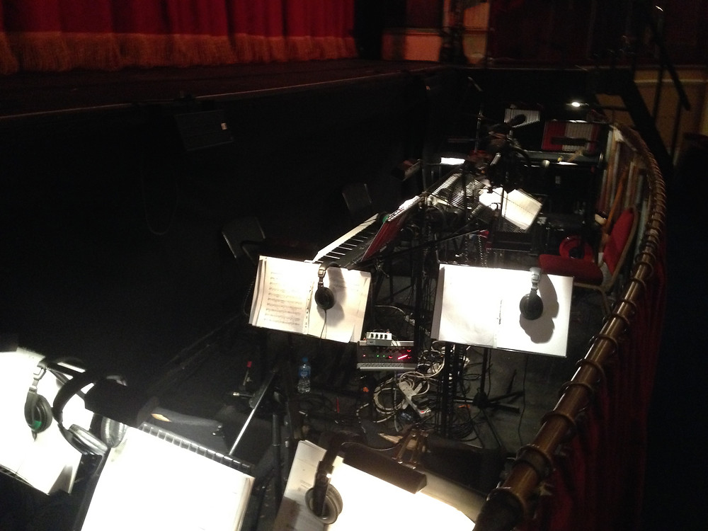 Orchestra Pit Setup