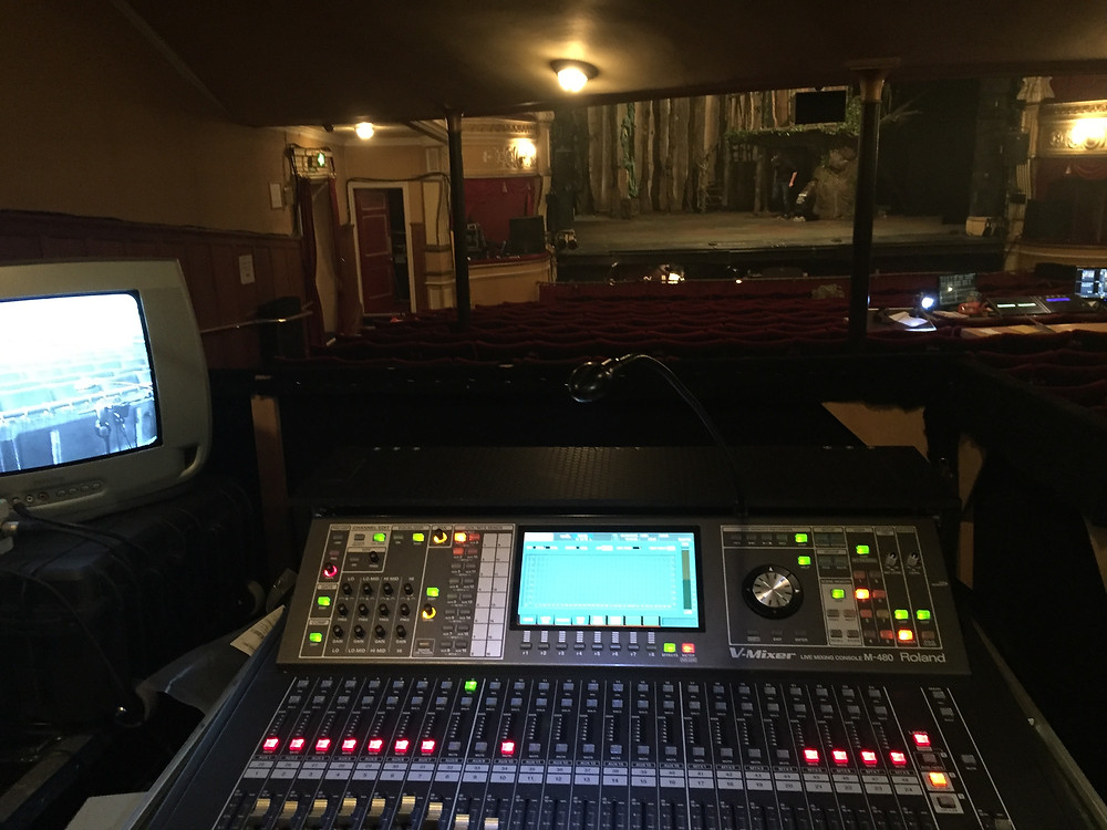 View from Front of House