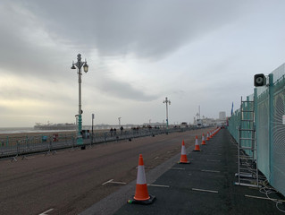 Bringing the Noise to the Brighton Half