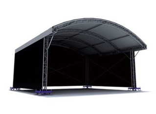 Investment in our stage hire division for Summer 2019