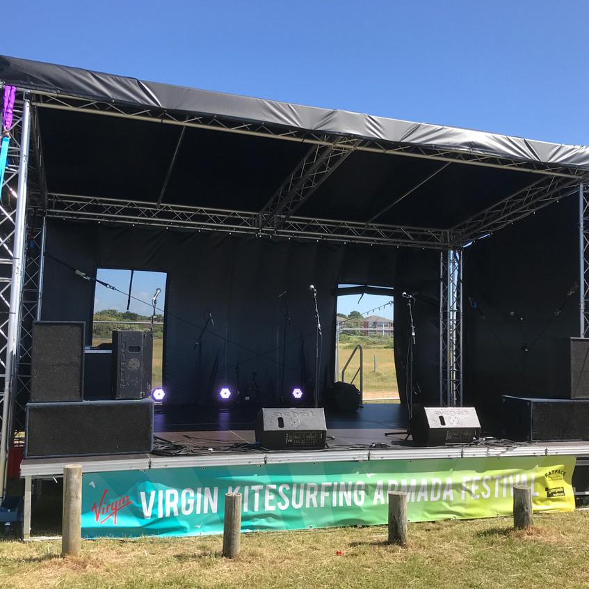 VKSA Outdoor Stage