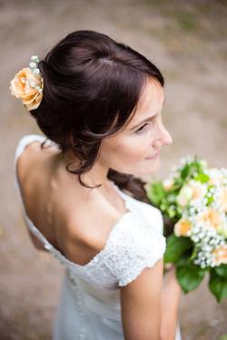 Hairstyling & Braut Make Up