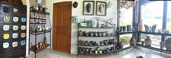 Peças e projetos exclusivos em cerâmica!