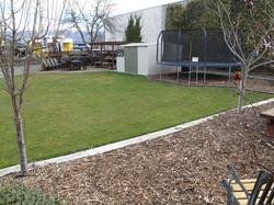Alexandra Motor Lodge Lawn