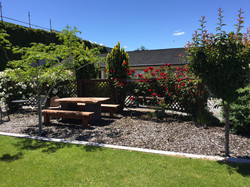 Alexandra Motor Lodge Garden