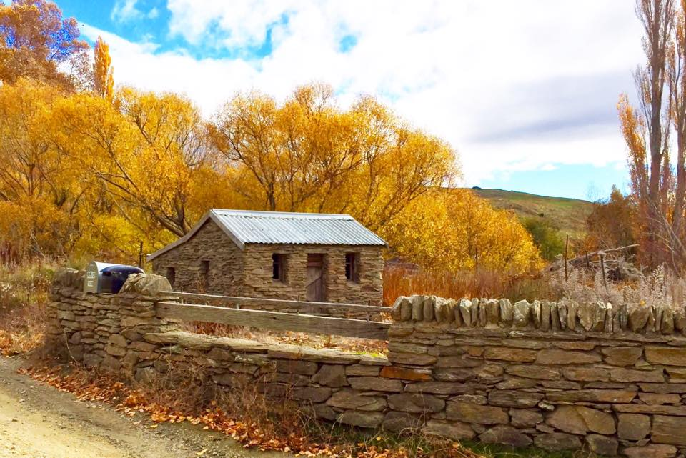 Old Hut in Central Otago