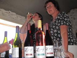 Vine 2 Wine customers at Legacy