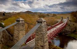Ophir Bridge in Autumn