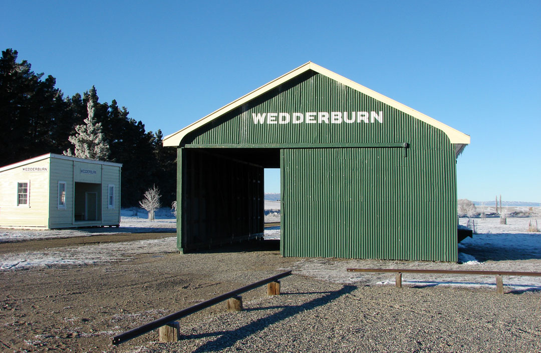 Wedderburn Central Otago Rail Trail