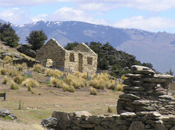 Old Gold Miners Hut Central Otago
