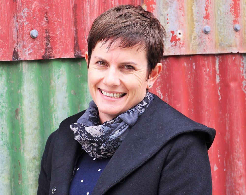 Leonie Williamson, organising committee co-chair