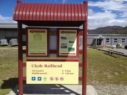 Clyde Railhead Rail Trail