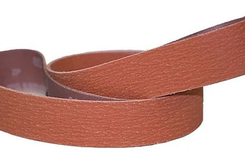 2x72 Orange Ceramic Belts