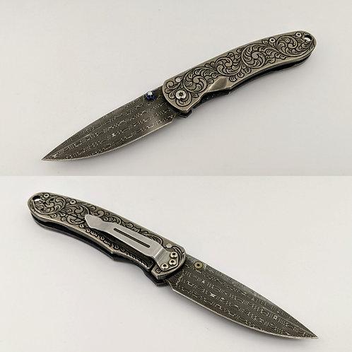 Bradley Cutlery Folder | Custom Engraved