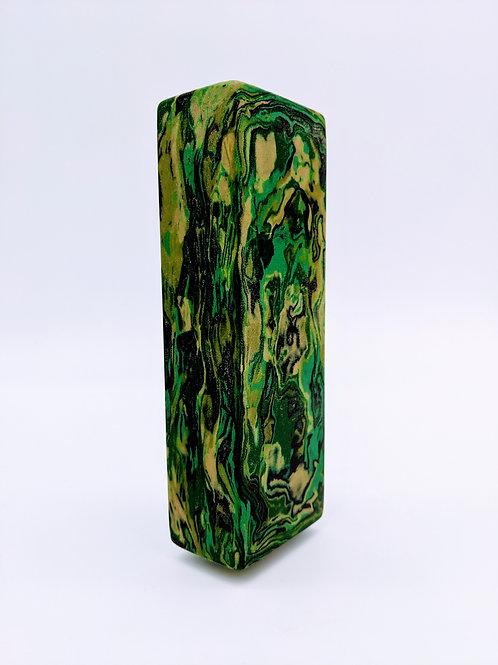 Russian Micarta | Varied Green Micarta