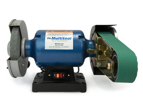 "Multitool 8"" Grinder"