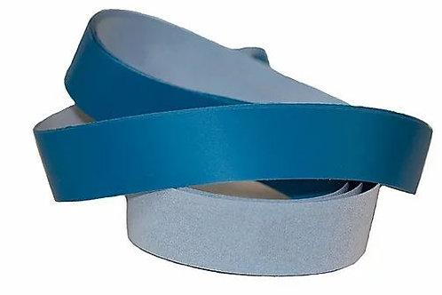 2x72 Blue Micron Polishing Belts