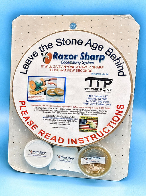 Razor Sharp Sharpening System