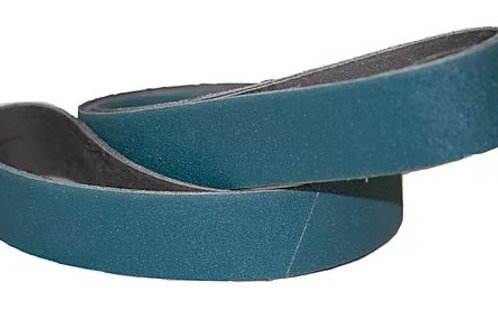 2x72 Blue Zirconia Sanding Belts