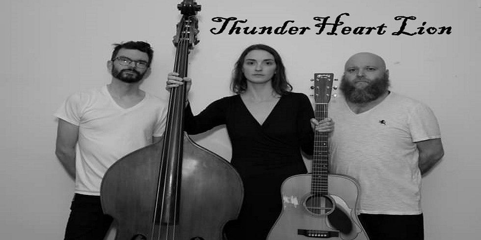 LAMPS Summer Concert Series 2021: ThunderHeart Lion and Shead Ahead!, 10/3/21